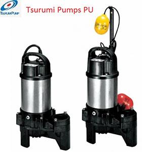 Bơm chìm nước thải Tsurumi cánh xoáy 40PUA 2.15