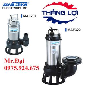 Máy bơm chìm nước thải Mastra MAF202 – 0.25kw